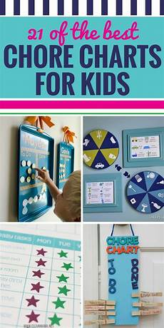And Doug Chore Chart 21 Of The Best Chore Charts For Kids Chart 21st And Parents
