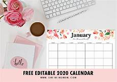 microsoft calendar templates 2020 free fully editable 2020 calendar template in word