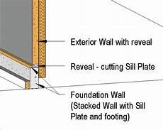 Wall Reveal Revitcity Com Wall Reveal Not Behaving