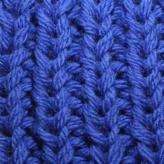 ribbing knitting