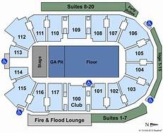 Cn Center Seating Chart Abbotsford Entertainment Amp Sports Center Seating Chart