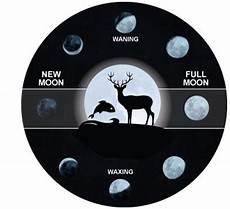 Free Deer Hunting Moon Chart Moon Phases Impact On Hunting And Fishing Acurite