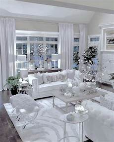 the most beautiful white living room with whitcdofa gl