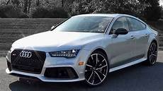 2017 audi rs7 review youtube