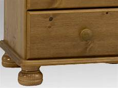 steens flat packed richmond pine 5 drawer narrow