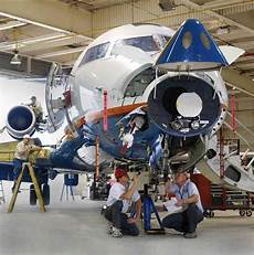 Airplane Mechanic Airplane Mechanics A Farm Team For Everyone Else Npr