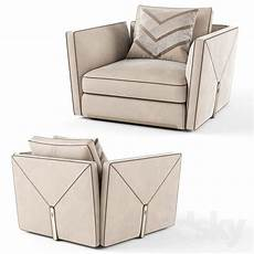 Overstuffed Sofa 3d Image by 3d Models Arm Chair Visionnaire Bastian Armchair