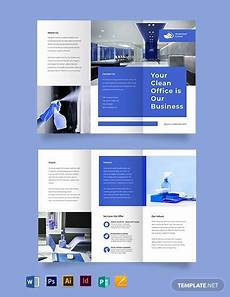 Office Cleaning Brochure Free 37 Cleaning Brochure Templates In Ms Word Eps