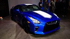 2020 Nissan Skyline Gtr by 2020 Nissan Gt R Gets Nostalgia Heavy Updates In New York
