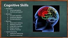 Cognitive Learning Definition Cognitive Skills What They Are And Why They Are Important
