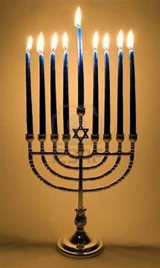 How To Light The Menorah And Hanukkah This Is A Menorah That Is Used By Jewish On The Holiday Of