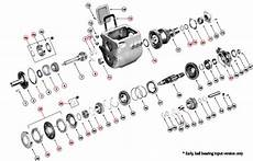 Parts For The New Process 435 Transmission