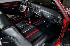 nicely done interior for muscle cars interior ideas