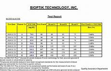 Blood Sugar Test Results Chart Blood Glucose Comparison Table Easy Touch Microzones