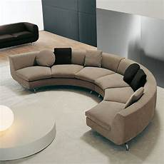 Oval Sofa 3d Image by Curved Sectional Sofas Classic Italian Furniture