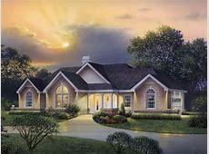 Compton Park Atrium Ranch Home Plan 007D 0185   House Plans and More