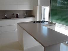 corian finishes kitchen in mdf doors white matt finishing and top in
