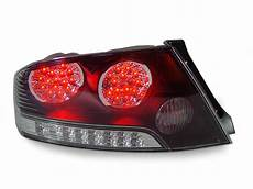 2003 Lancer Lights 2003 2006 Mitsubishi Lancer Evo 8 9 Jdm Style Black