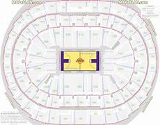 Huntington Center Seating Chart With Seat Numbers Staples Center Seating Query Realgm