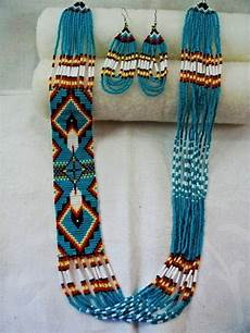 loom beading patterns bracelets navajo style feather