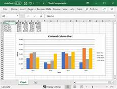 Excel Charts Samples Excel Chart Components Gembox Spreadsheet For Java Example
