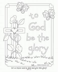 Easter Coloring Pages Printable Religious Easter Coloring Pages For Sunday School Coloring Home