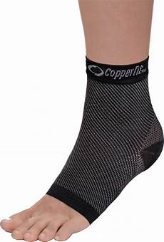 cooper fit ankle sleeve copper fit advanced compression ankle sleeve s