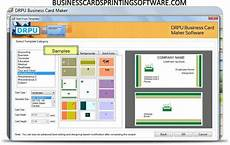 Microsoft Business Card Maker Free Download Free Business Card Printing Software Http Www Lonewolf