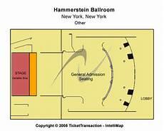Hammerstein Ballroom Seating Chart Cheap Hammerstein Ballroom Tickets