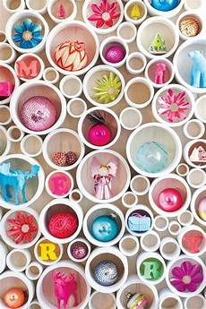crafts useful try these creative and useful pvc projects for your home