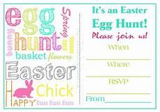 Egg Hunt Invitations Easter Colouring Easter Egg Hunt Invitations
