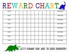 Sticker Chart For Toddler Behavior Printable Reward Chart Reward Chart Template Behavior