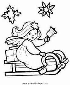 Malvorlagen Engel Engel 33 Gratis Malvorlage In Engel Weihnachten Ausmalen