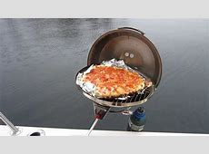 HOW TO BARBEQUE PIZZA ON MAGMA GRILL   YouTube