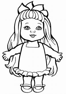 baby doll coloring pages coloring pages to and