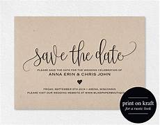 Free Printable Save The Date Templates Save The Date Template Save The Date Card Save The Date