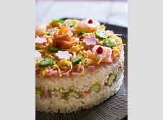 Sushi Cake   Chopstick Chronicles
