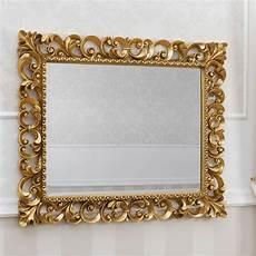 cornici x specchi specchiera cornice traforata barocco foglia oro specchio