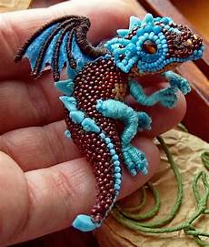 beautiful beaded dragons by alena litvin magic
