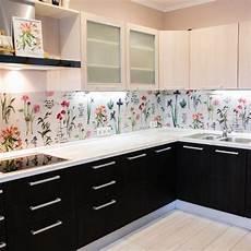 kitchen backsplash wallpaper ideas 20 beautiful wallpaper kitchen backsplashes with nature