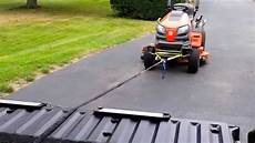truck bed mounted winch part 2