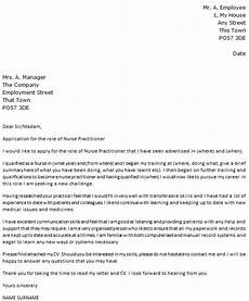 nursery nurse cover letters nurse practitioner cover letter example icover org uk