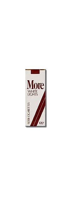 More White Light 120 Cigarettes More Cigarettes Buy More Cigarettes At Discount Prices