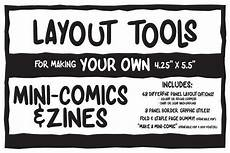 Alibre Design Add Ons Mini Comic Amp Zine Making Toolkit Other Design Software