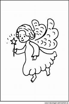 Malvorlagen Engel Engel Zum Ausmalen Newtemp