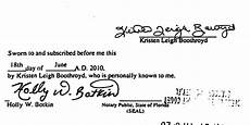 Notary Signatures Examples Notary Fraud In Foreclosure Creditwrench