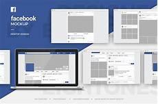 Facebook Mockup 20 Best Facebook Cover Amp Post Mockups Design Shack