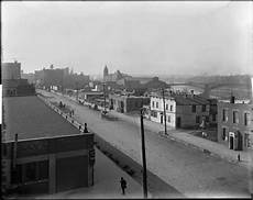 St Paul Red Light District First Street South Looking West Minneapolis Mnopedia