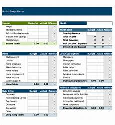 Personal Budget Spreadsheet Free Spreadsheet Templates 20 Free Excel Pdf Documents