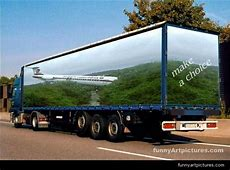 Photoshop design, Landing plane truck #FreightCenter #